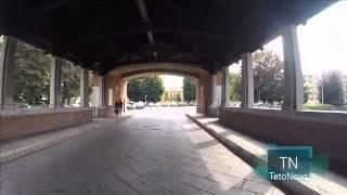 preview picture of video 'Sul Pavia Express alla scoperta del centro storico della città'