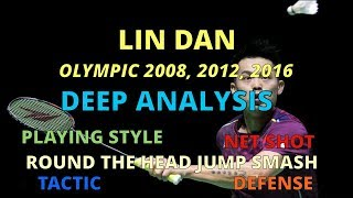 LIN DAN - The Badminton Artist and unforgetable moments