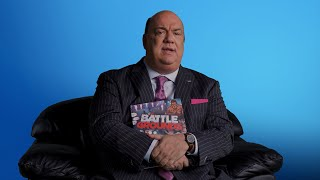 Video: Paul Heyman Unveils WWE 2K Battlegrounds Wild Game Modes!