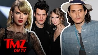 John Mayer Throws Shade At Taylor Swift On Her Birthday...Or Did He?   TMZTV