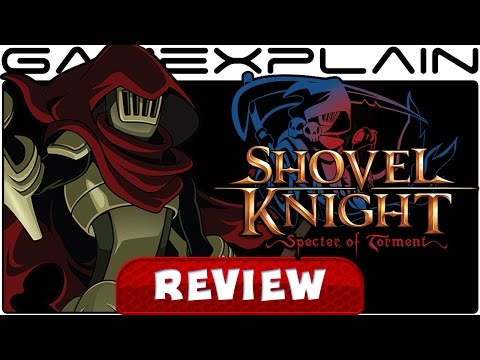 Shovel Knight: Specter of Torment - REVIEW (Nintendo Switch) - YouTube video thumbnail