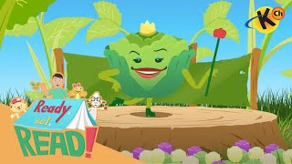 Grade 1 English | The Tale of Lady Cabbage | Ready, Set, Read!