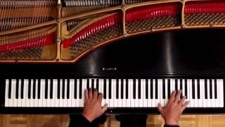 """John O'Conor performs Nocturne No. 18 in E Major """"Le Midi"""" by John Field"""