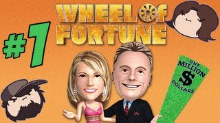 Wheel of Fortune: Spin the Wheel - PART 1 - Game Grumps VS
