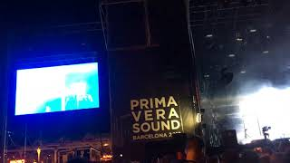 Primavera Sound 2018 Charlotte Gainsbourg (The Songs That We Sing)