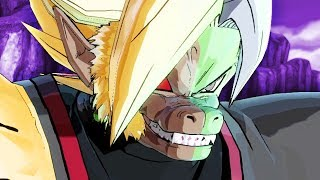MERGED ZAMASU CORRUPT GREAT APE! DRAGON BALL SUPER GT CROSSOVER MODS FOR XENOVERSE 2 | Pungence