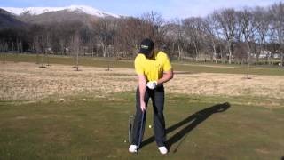 preview picture of video 'Millbrook Resort: Golf Lessons - Create the best takeaway'