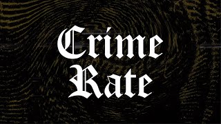 22Gz - Crime Rate [Official Lyric Video]