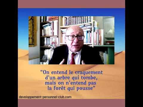 Citation sur le développement personnel
