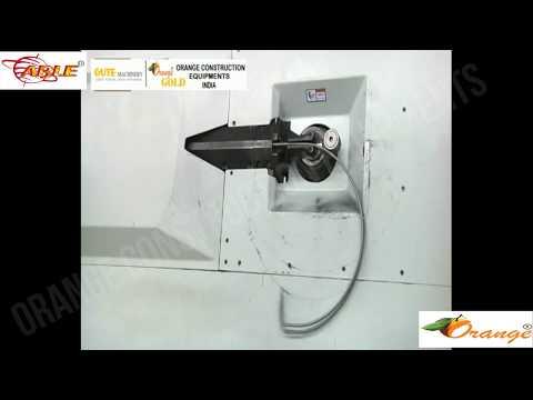 ORW12D-2 CNC Steel Bar Stirrup Bender