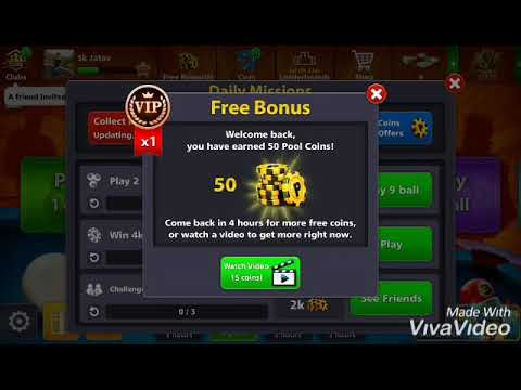 8 BALL POOL .... 9ball Challenge Win Trick......   By Sachin Kumar