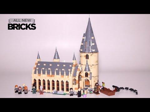 Poudlard Pas Du Salle Château Grande 75954 Harry De CherLa Lego Potter kOXilwTPZu