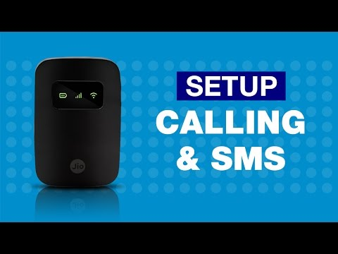 How to Setup Calling & SMS from your 2G, 3G and 4G Smartphones