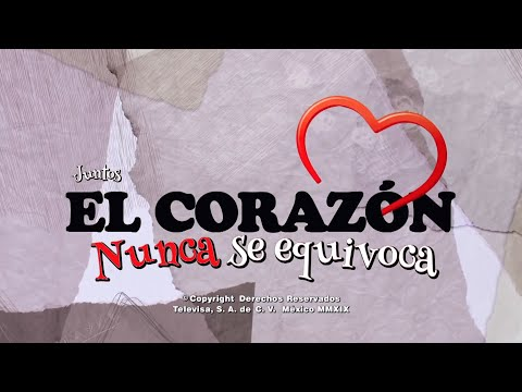 Trailer Juntos El Corazón Nunca Se Equivoca