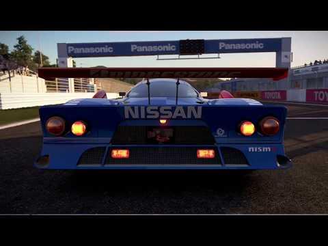 Project CARS 2 Nissan R390 GT1 at Fuji GP