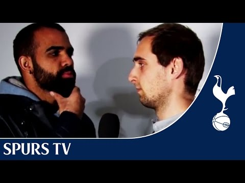 """Spurs TV Exclusive 