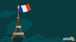 Eiffel Tower History and Facts - Fun Facts for Kids | Educational Videos by Mocomi
