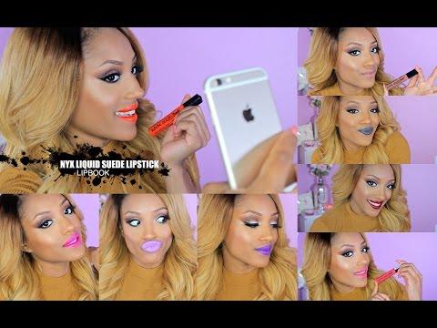 Liquid Suede Cream Lipstick  by NYX Professional Makeup #9