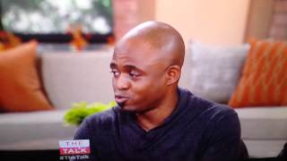 Wayne Brady on his Whose Line Audition