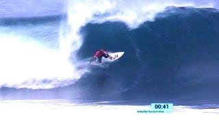 KELLY SLATER INSANE 5 FIN SURFING