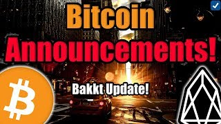 BAKKT Update   SEC vs Kik (KIN)   EOS Top Altcoin in China [Crypto News]