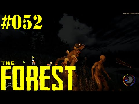 THE FOREST [HD|60FPS] #052 - LPT - Federn gelassen ★ Let's Play Together The Forest