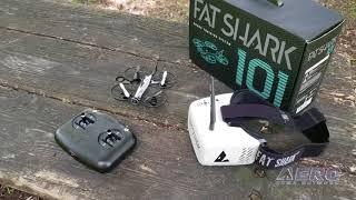 Aero-TV - Fat Shark 101: FPV Drone Racing Training System
