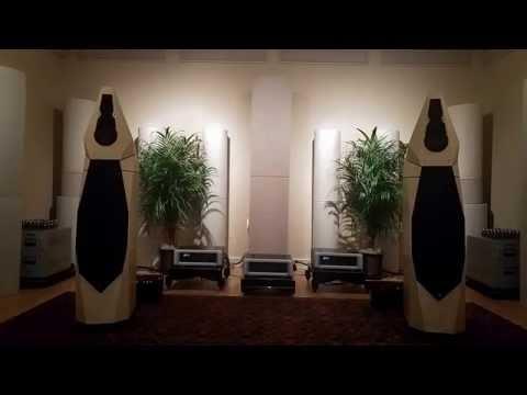 Avalon Acoustics SAGA  @ Overture's Ultimate Audio in Wilmington Delaware.