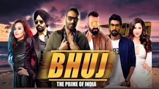 Bhuj The Pride of India Movie Trailer | Ajay Devgan | Sonakshi Sinha | Sanjay Dutt | Release 2020