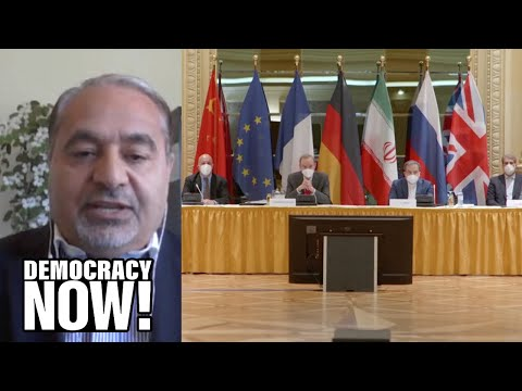 Ex-Iranian Diplomat: Revived Nuclear Talks Must Start with U.S. Lifting of Crippling Sanctions