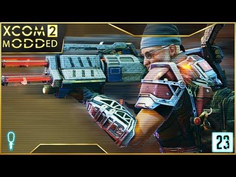Biozerkers COOL COOL COOL - XCOM 2 War of the Chosen Legend Modded - Part 23