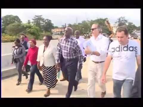 Fashola Inspect Ijora Apapa Bridge Rehabilitation