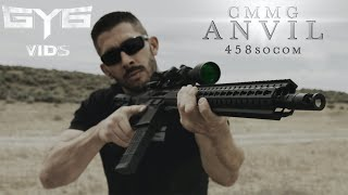CMMG ANVIL 458  Full Review