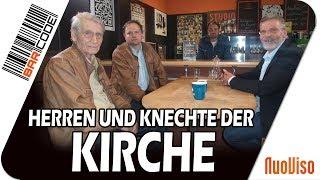 Herren und Knechte der Kirche – #BarCode mit Prof. Dr. Hubertus Mynarek