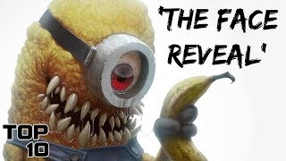 Top 10 Scary Minions Theories