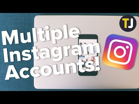 How To Login to Multiple Instagram Accounts