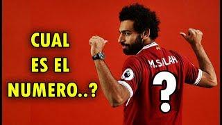 ADIVINA EL NUMERO DE LA CAMISETA DE CADA JUGADOR - Prueba de Futbol 2019