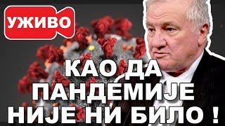 UŽIVO: Parlament ukida vanredno stanje koje nije ni uveo ! gost Miladin Ševarlić