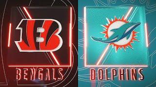 Madden NFL 20 - Cincinnati Bengals Vs Miami Dolphins Simulation (Madden 21 Rosters)