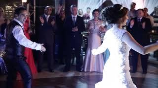 Dança Casamento Sandy E Jr.
