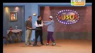 J Balvin en The Suso's Show