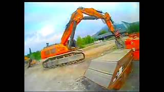 FPV Training construction site