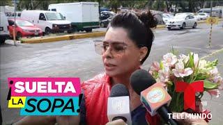 Yadhira Carrillo habla del drama sobre dinero de Juan Collado | Suelta La Sopa | Entretenimiento
