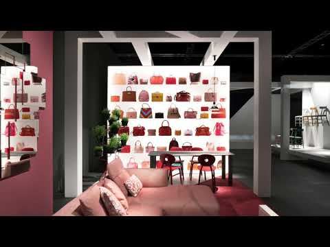 Zanotta: Salone del Mobile 2018