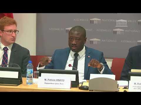 JO 2024 – Présentation du rapport pour avis à la commission des Affaires économiques (part. 2)