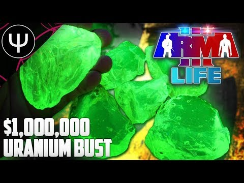 ARMA 3: Takistan Life Mod — 3 Hours of Counter TERRORISM!