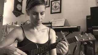 Falling is Like This - Ani Difranco (Casey J Chapman Cover)