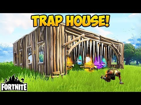 EPIC LOOT HOUSE TRAP! - Fortnite Funny Fails and WTF Moments! #117 (Daily Moments)