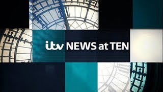 ITV News at Ten Intro/Outro Transparent (HD)