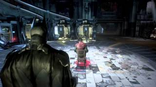 Batman Arkham Knight Jason Todd's death Joker kills Robin Torture scene
